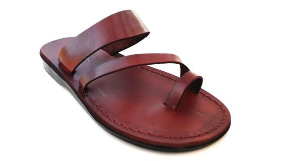 7ea0d228e656b SALE New Leather Sandals MARISOL Women s Shoes Thongs