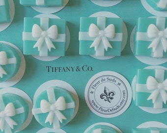 Tiffany Blue White Etsy