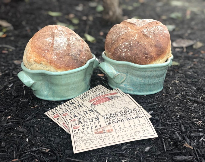 Featured listing image: Bread Baker (Green Glaze + 5 recipe included)