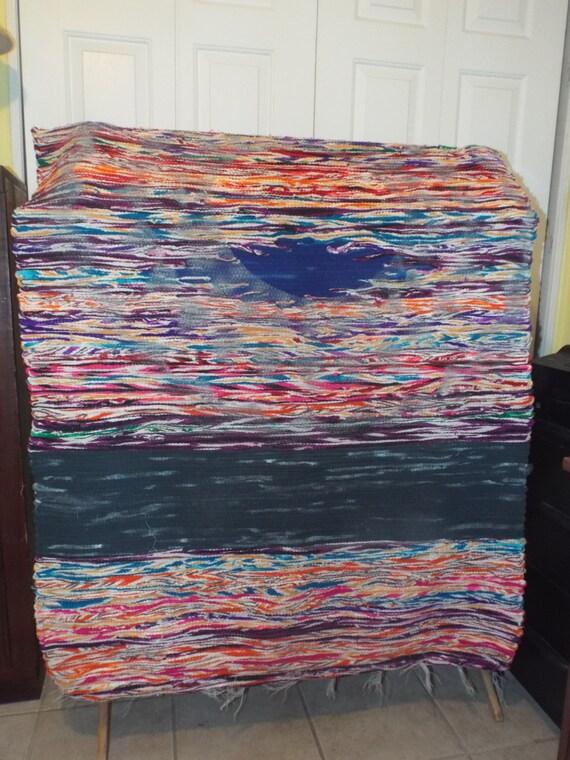 hippie tapis maison decor grand tapis color ethnique tenture etsy. Black Bedroom Furniture Sets. Home Design Ideas