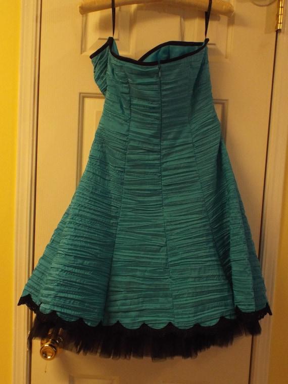 Gunne Sax Dress, Rockabilly Dress, Vintage Gunne … - image 7