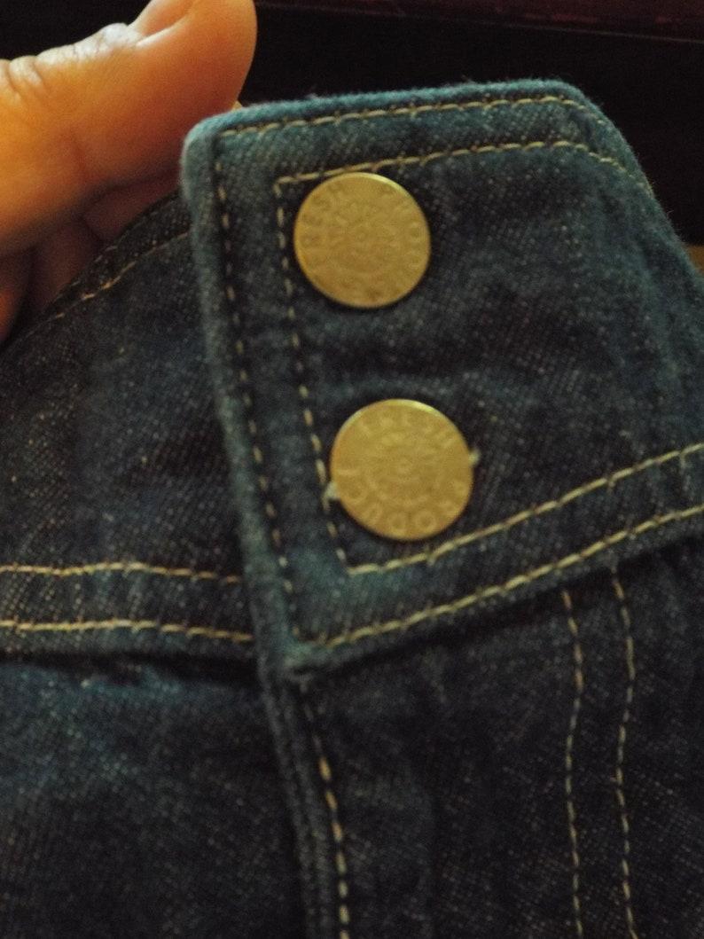 Fresh Produce Jean Skirt Vintage Jean Skirt