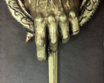 Game of Thrones Inspired Hand of the King 1:1 Prop Replica