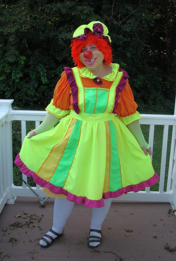 "Playhouse /""Clown/"" Doll Wig Multiple Sizes and Color"