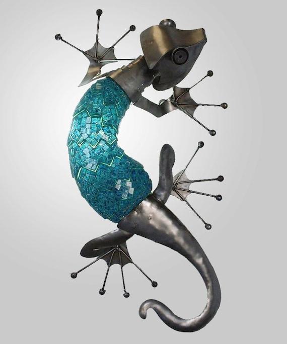 Gecko Light wall lamp
