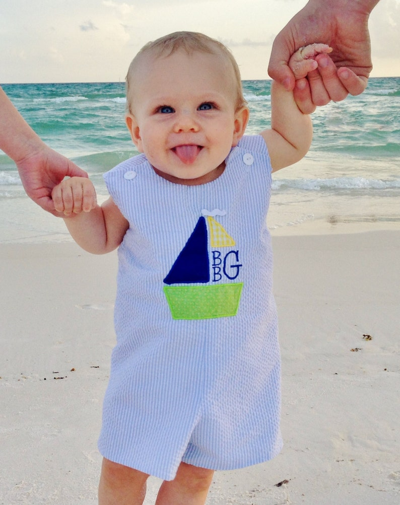 Personalized Baby boy outfit monogrammed baby boy clothes ...