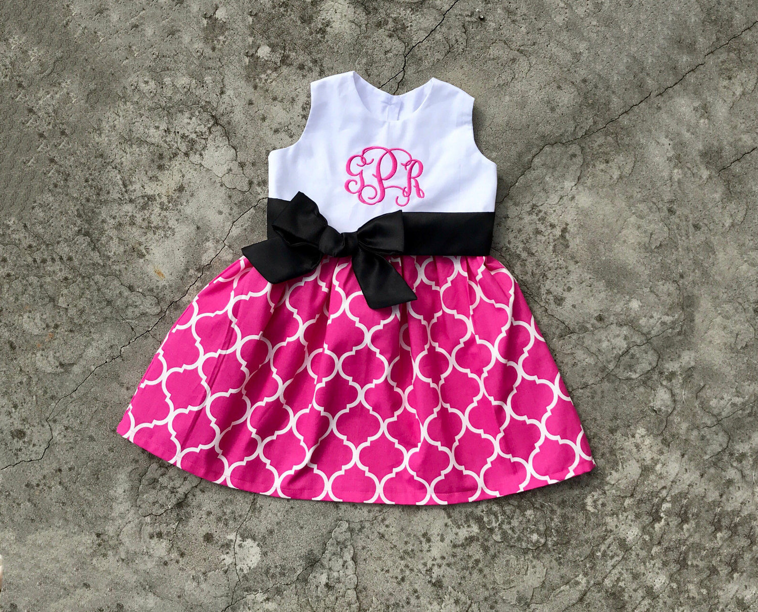 Easter dresses for baby girl, pink and black dress, baby girl clothes,  infant outfit, toddler girl easter dress, babys 20st easter outfit