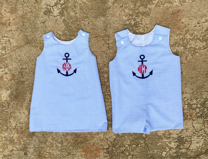 9509956bd Matching brother sister beach outfits matching sibling | Etsy