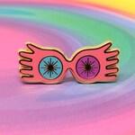 Spectres - Enamel Pin Lapel Pin