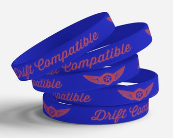 Drift Compatible jelly bracelet