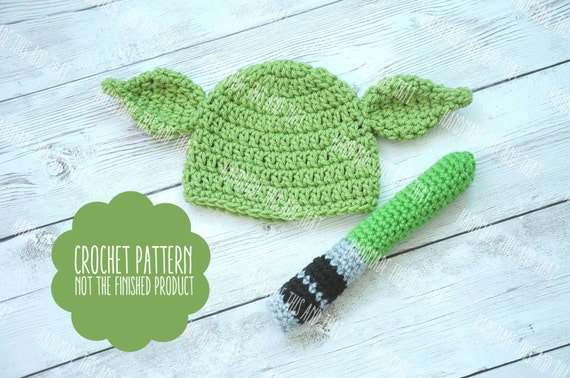 Crochet Pattern Green Mythical Creature Baby Hat Pattern Etsy