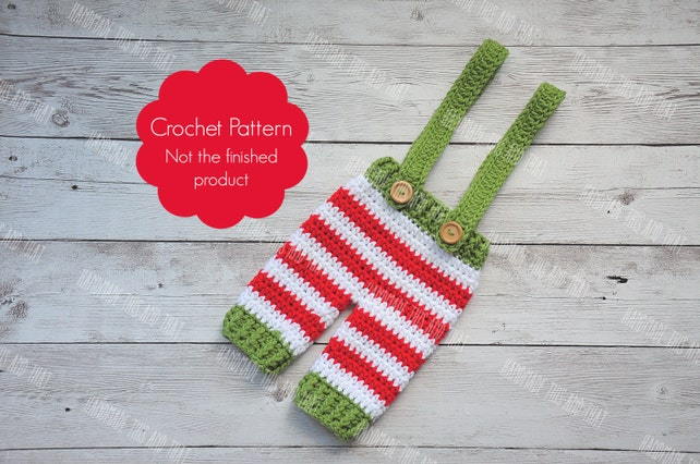 Crochet Pattern Newborn Pants Crochet Pattern Baby Pants Etsy