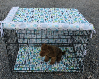 Dog Crate Cover Etsy