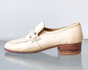 c3063aa48a159 80s mens loafers   Etsy
