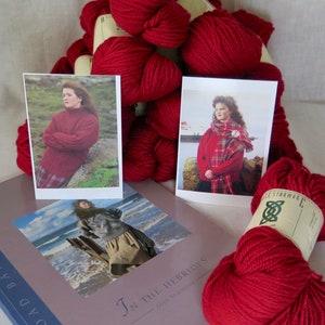 ja Raanulanka Wool cream white yarn by Helmi Vuorelma Oy Finnish Takana