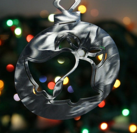 Stainless Steel Bell Ornament  - Christmas Ornament