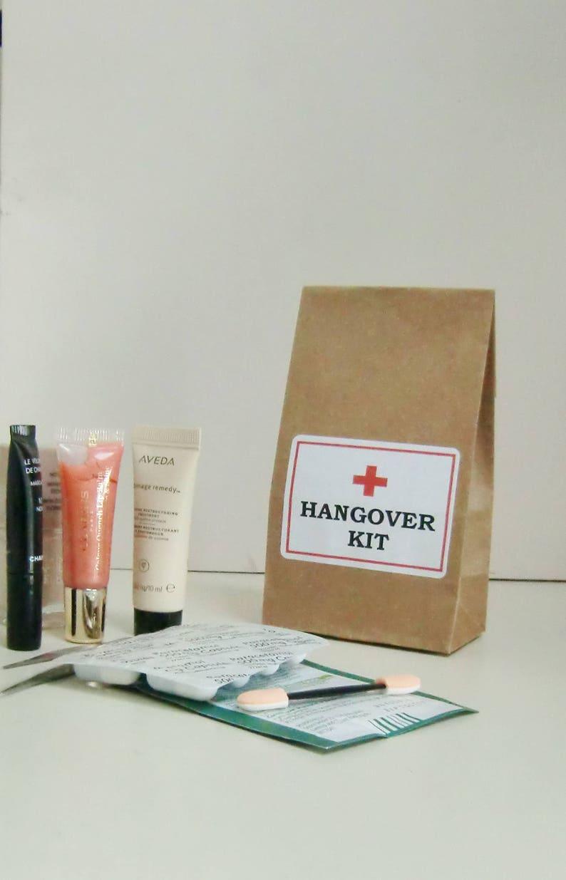 Hangover Kit-Bachelorette Party-Hen Party-Bachelorette Bags-Team Bride Bags-Hen Night-Fun Favor Bags-Hen Party Favours-Party Favor Bags