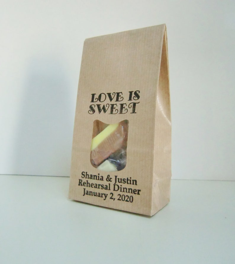 Wedding Welcome Party Favors-Rehearsal Dinner Ideas-diy Rehearsal Favor-LET LOVE BREW-Personalized Favors-Rustic Decor-Wedding Coffee Favor