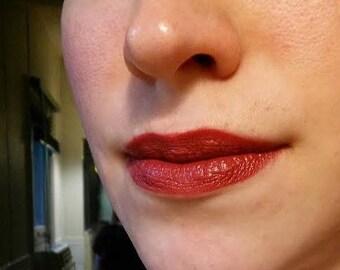 Parisienne-- Deep Dusty Rose Vintage Color Lipstick
