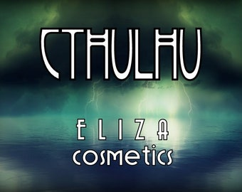 CTHULHU || Dark, Creepy Aquatic || 5ml Perfume Oil Roll-On