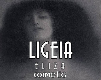 LIGEIA || Resurrected Orange Flower, Sandalwood, Musk & Civet || 5ml Roll-On Oil || Classic Horror Literature Collection