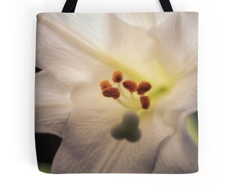 Lily Bag, Lily Purse, Lily Tote Bag, Lily Print, Lily Picture, Lily Photo, Flower Print, Floral Bag, Flower Tote, Flower Bag, Floral Tote