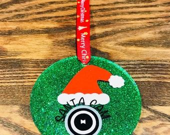 Santa Cam - Christmas Decorations - Christmas Tree - Festive - Decorations - Father Christmas - Santa - Camera - Elf - Elves - Handmade