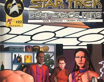 Amazing Rare 90's Star Trek Comic Mint New in Excellent Condition