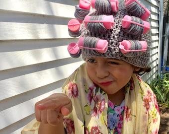 Crochet Baby Curler Hat 8faada72985c