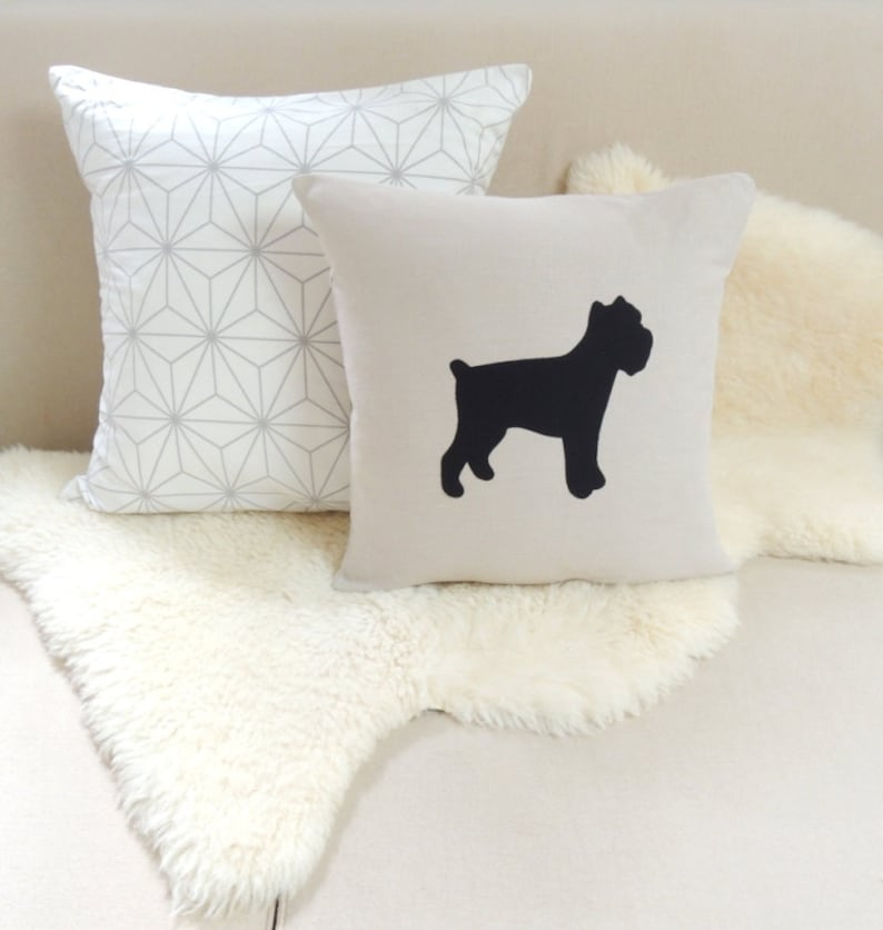 Brussels Griffon Pillow Cover image 0