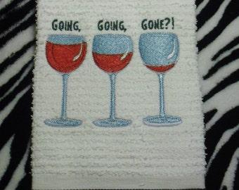 Decorative Bar Mop Towel