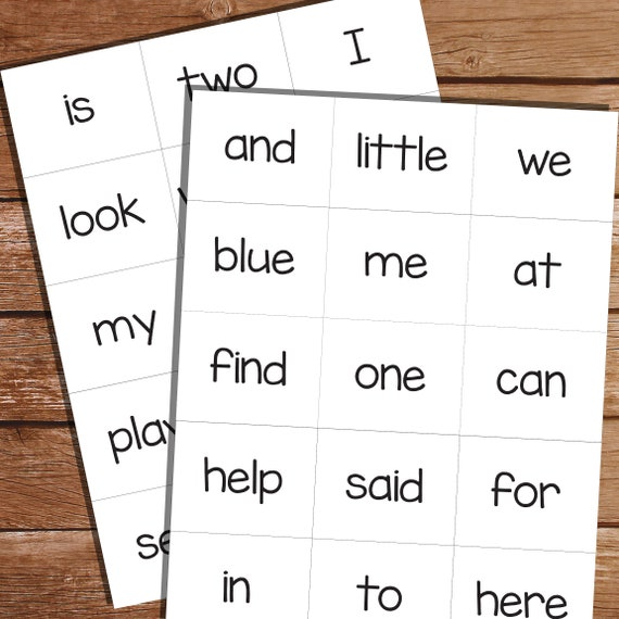 image relating to Printable Sight Word Flash Cards identified as Small children Sight Text Sport - Sight Text Flash Playing cards