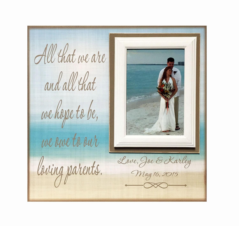 Destination Wedding Gift Ideas: Beach Wedding Destination Wedding Thank You Wedding Gift