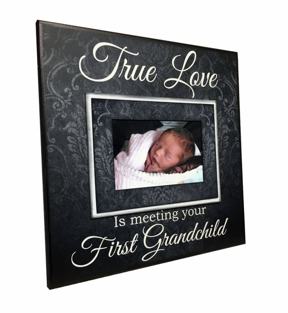 New Grandparents Picture Frame New Grandparents Ideas