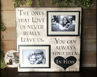 Bereavement Gifts   Condolence Gift   Memorial Photo Frame   Sympathy Gifts   Loss of Father   In Memory of Dad   Personalized Picture Frame