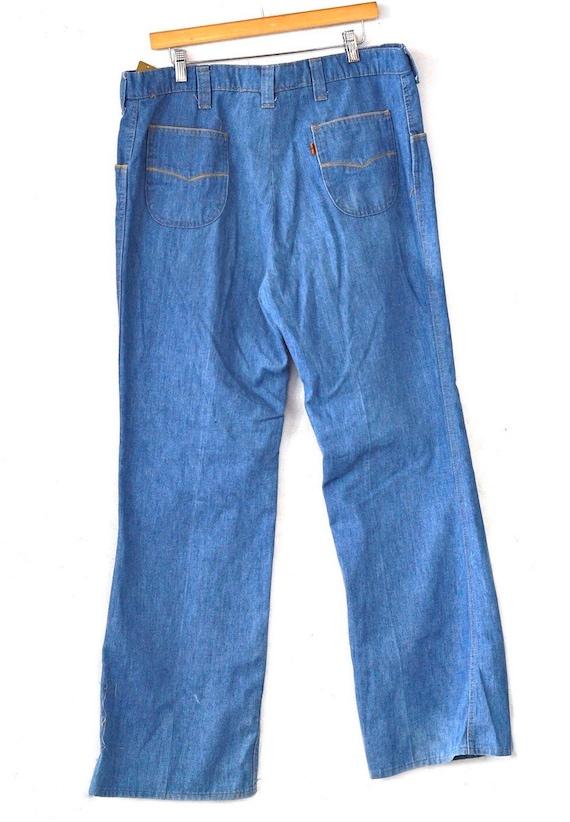 Levi's orange tag late 70s Jeans