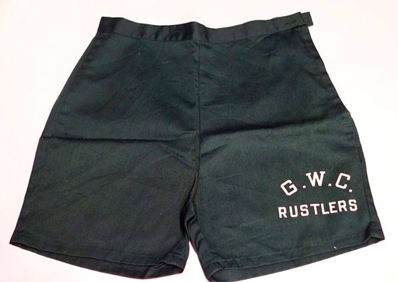 Deadstock Forrest Green Gym Shorts