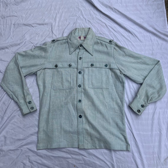 1970s Light Blue Jacket