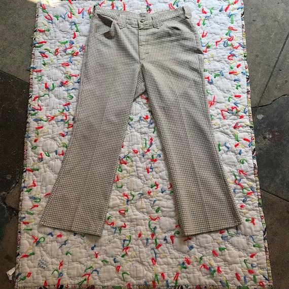 Men's 1970s Vintage Lee Pants 38x29