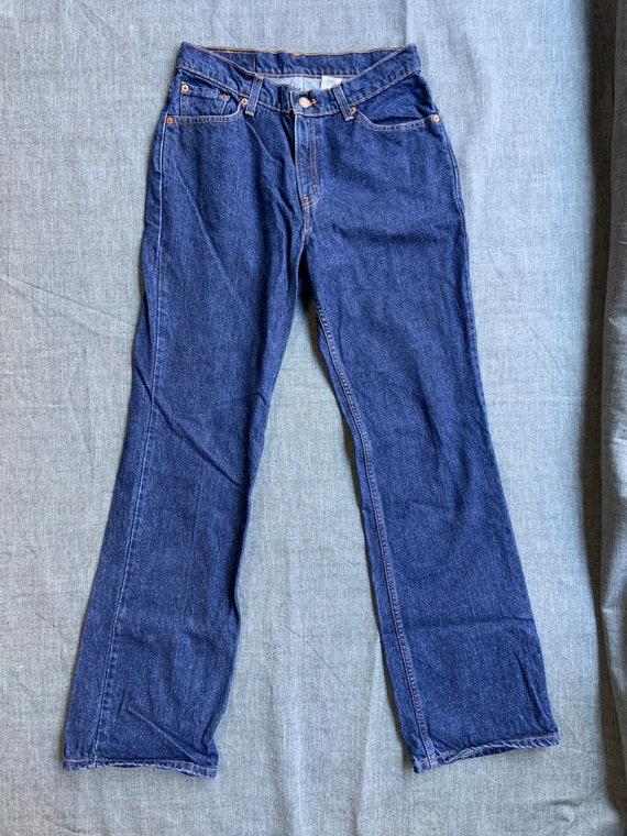 1980s 517 Levis Blue Jeans