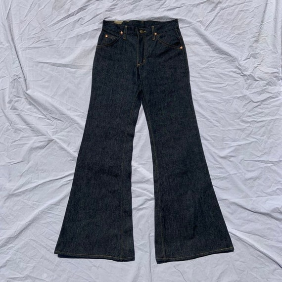 1970s (Unused) Lee's Deadstock Bell Bottoms