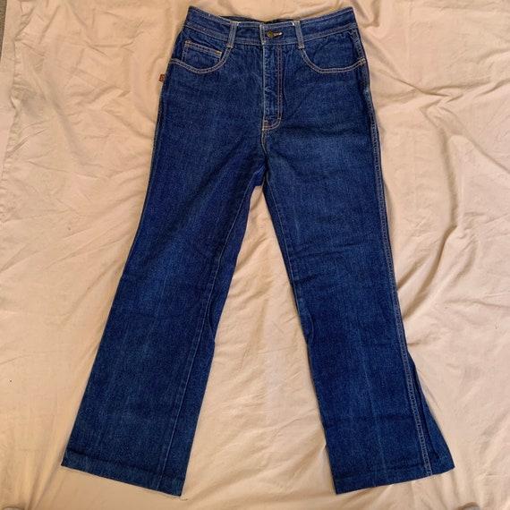 Early 80s Jordache Blur Jeans