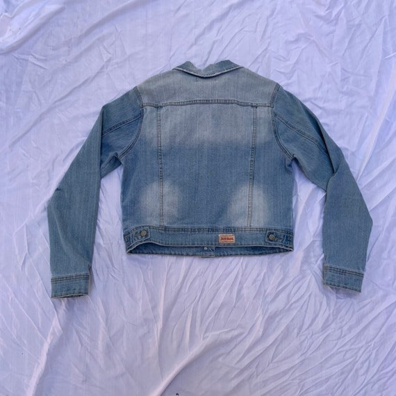 1980s Denim Patch Jacket - image 2