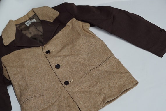 Cannady Creations Hollywood Jacket Sz 10 Black
