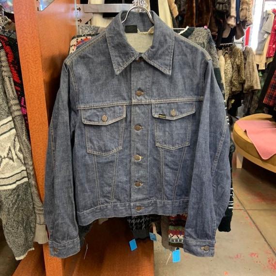 1960s Sear's Roebucks Denim Jacket