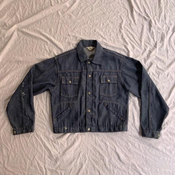 1970s Women's Denim Jacket