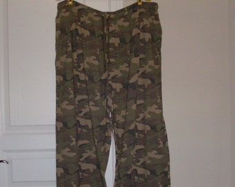 Da Uomo YD Check Lounge indossare Pantaloni di tessuto di cotone nightwear pigiama Bottoms Sleepwear