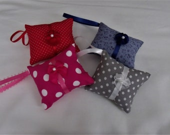 Mini Pillow Sachets Unscented - Mist with your favorite fragrance