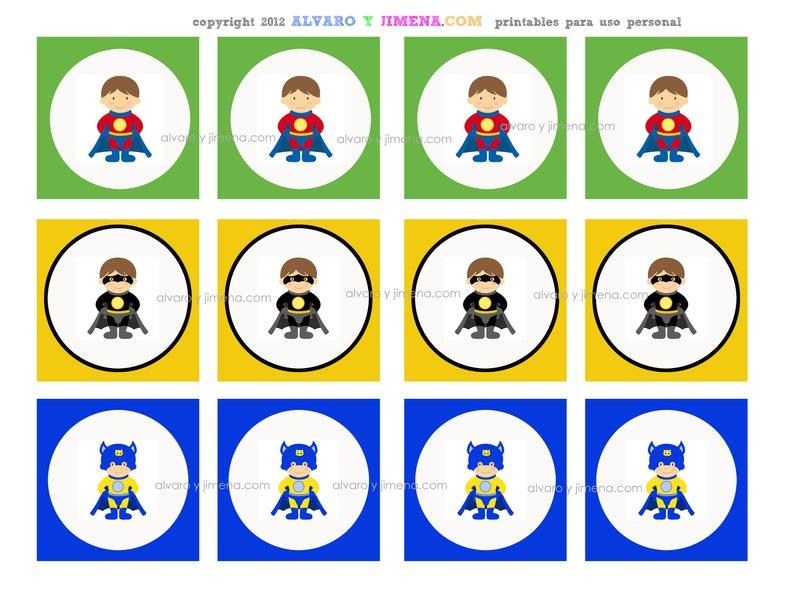 graphic regarding Superhero Cupcake Toppers Printable titled Superhero Cupcake Toppers Printables, Desire Tags Printable, Toppers, Printable toppers, Printable Tags, Cupcake toppers, superhero