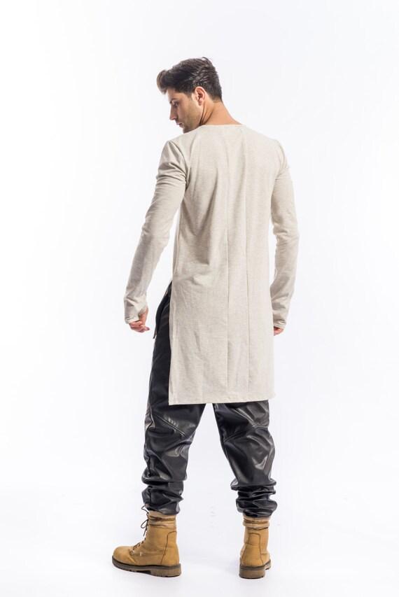 longline shirt mens